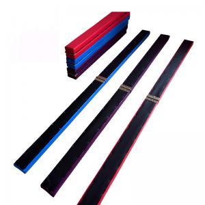2 Feet Foam Kids Gymnastics Beam / Balance Beam Scale 220*10*6.5CM Size Manufactures