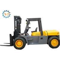 China FD100 Hydraulic Forklift Pallet Truck , Material Handling Forklift Equipment on sale