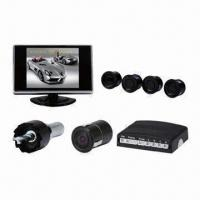 China Auto Parking Sensor System with Display and Camera on sale
