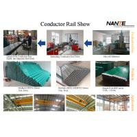 Multiple Poles Power Conductor Rail System / Enclosed Conductor Mobile Cross Travel System Manufactures