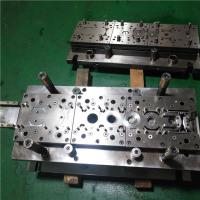 MISUMI Standard Deep Drawing Mold Metal Progressive Die Durable For Auto Parts Manufactures