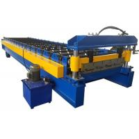 Corrugated Steel Sheet Cold Roll Forming Machines Colored Steel Wall Roof Panel Machine Manufactures