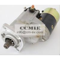 Quality PC200-1 Excavator Engine Parts Sany Spare Parts Starter Motor for sale