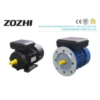 Capacitor Start IP54 0.75kw IE2 Single Phase Induction Motor Manufactures