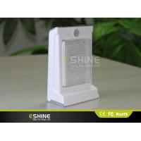 China 16pcs Epistar LEDS Solar Sensor Wall Light dimmable for aisle ,  porch , patio on sale