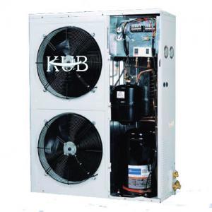 5hp ZXL050E R404A Commercial Refrigerator Condenser Low Temperature Fridge Emerson copeland Condensing Unit Zxl Platform Manufactures