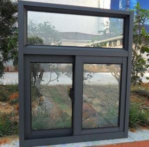 Latest Design Aluminum Extrusion Profiles For Double Glazing Aluminum Sliding Window Manufactures