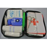 Quality Outdoor Emergency First Aid Kit CE & FDA OEM Medical Textile Products for sale