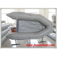 Quality EU CE approved aluminum floor inflatable boat and 2.9m inflatable fishing boat for sale
