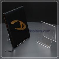 China Crystal Large Book Display Stand on sale