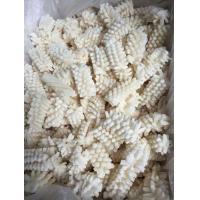 Quality Frozen Squid flower, pinapple cut, carving for sale