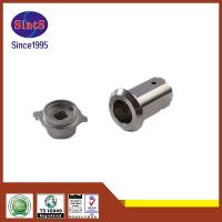 China High precision metal injection molding stainless steel lock shell parts on sale