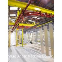 Automatic Vertical Aluminum Profile Powder Coating Line Manufactures