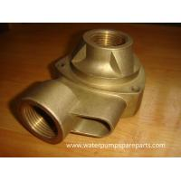 ASTM, JIS  metal casting water pump repair parts Cast iron,0.001mm after machining Manufactures