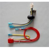 "2EA 20"" Red 10AWG Electrical Wiring Harness With Female F2 Fast On Terminal Lugs Manufactures"