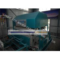 High Speed Paper Pulp Molding Machine , Egg Tray Making Machine Rotary Type Manufactures