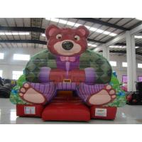 2017 The Latest Kids Inflatable Bouncy Castle of Cartoon Children Inflatable Jumping Castle Manufactures