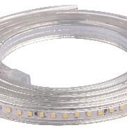 50M 3528 High Voltage LED Strip Waterproof , LED Flexible Strips Ultra Bright