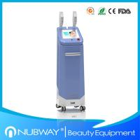 Quality 300000 shots warranty E-light ipl opt shr ipl hair removal machine pain free for sale