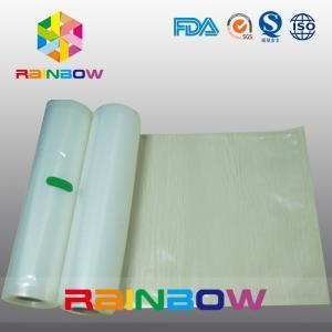 China Vacuum Food Packaging Films in Roll / LDPE Texture Sterile Packaging Flims on sale