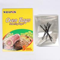 High Temperature Resistant PET Plastic Oven Turkey Roasting Cooking Bags Manufactures