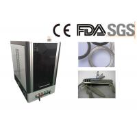 Closed Type Fiber Laser Engraving Machine EZcad Software Operating Manufactures