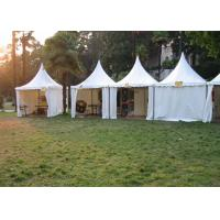 Professional Portable 5 Person Pagoda Canopy Tent / Garden Pagoda Marquee Manufactures