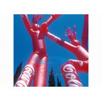 Quality Fashion Promotional Sky Dancers PVC Tarpaulin Inflatable Funny Fly Guys for sale
