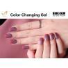 Buy cheap 172 Colors Mood Changing Gel Nail Polish Personal Use No Chips No Nicks from wholesalers