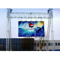 LED Sign / Outdoor Rental LED Display Screen P10 Sexy LED Video Display Advertising Manufactures