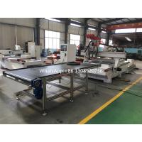 promotions wood engraving machine auto load and unload wood processing machine Manufactures