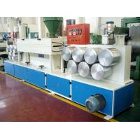 Recycled PET Strap Production Line Hydraulic , high speed strapping machine Manufactures