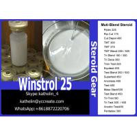 Water Based Milky Winny Winstrol 25 mg/ml  Oral Conversion Gear For Bodybuilding Manufactures