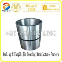 Precision Stainless guide bushings / Sleeve Ring / Steel Bushes Manufactures