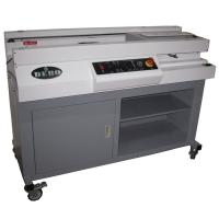 China Automatic Book Paper Notebook Making Machine With Microcomputer Control on sale