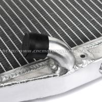 Quality High Performance Motorcycle Radiators 100% Hand Welded For YAMAHA YZF-R6 for sale