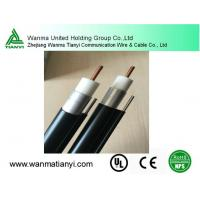 75ohms Welding Al Tube Trunk Cable 540 Series Coaxial Cable Manufactures