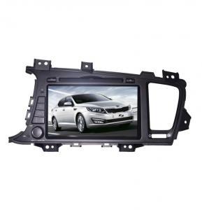 KIA K5 Car GPS Map Navigation System , Automotive Navigation Systems Manufactures
