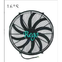 Custom Universal Radiator Cooling Fan , Automotive Electric Cooling Fans Manufactures