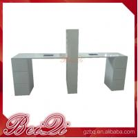 BQ!! antique beauty nail salon equipment manicure nail table , used pedicure manicure desk wholesale price Manufactures