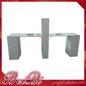 BQ!! antique beauty nail salon equipment manicure nail table , used pedicure manicure desk wholesale price Manufactures