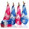 Cotton 4 Layers Jacquard Gauze Scarf Skin Water Child Towel 12 Piece Per Set Manufactures