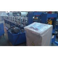 Automatical 5.5 Kw Top Ridge Cap Roll Forming Machine Manual Manufactures