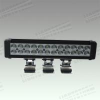 72W LED 4x4 off Road LED Light Bar with CE/RoHS Certification (LB-172) Manufactures