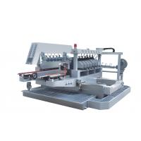 14 Spindles CNC glass beveling machine For Industry Processing , 380V 50Hz Manufactures