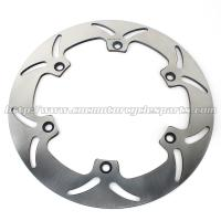 CTX1300 Motorcycle Brake Disc Rotor Stainless Steel Heat Treatment Original Color Manufactures