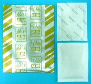 detox foot pads/ foot patch /Remiendo del pie del Detox Manufactures