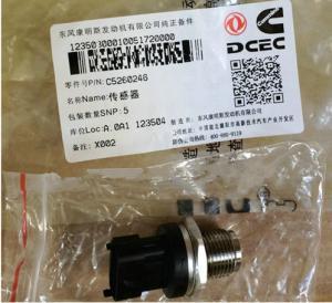 Cummins QSB 6.7 Common Rail Pressure Sensor 5260246 Manufactures