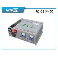Single Phase Solar Power Inverter Remote Control Function Auto Bypass Manufactures