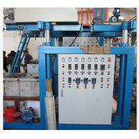 Single Lift Plastic Film Making Machine , Pvc Shrink Film Machine Variable Speed Manufactures